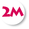 2M Büro Dizayn Logo